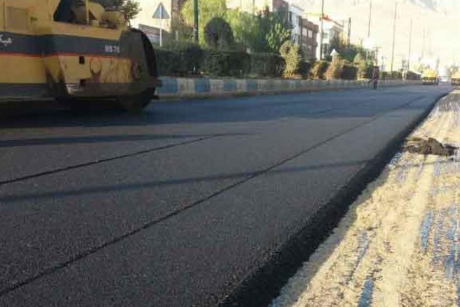 در سال جاری بسیاری از معابر شهری مرمت و بازسازی خواهند شد