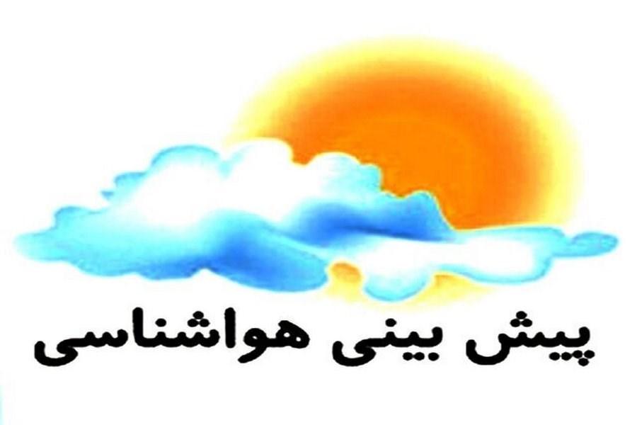 باد و بارش پراکنده باران؛ میهمان زنجانی ها