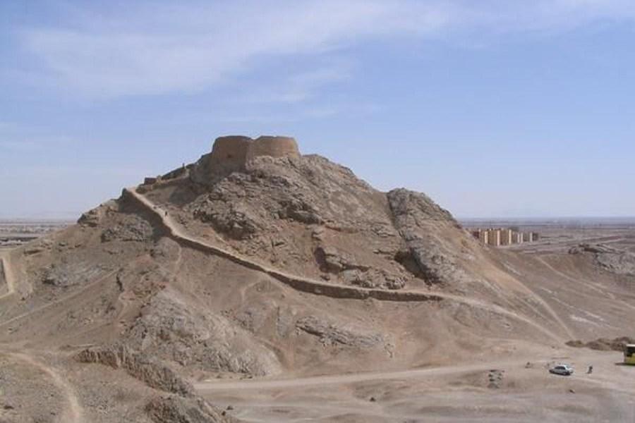ابلاغ مراتب ثبت ملی ۱۰ تپه فرهنگیتاریخی به استاندار گلستان
