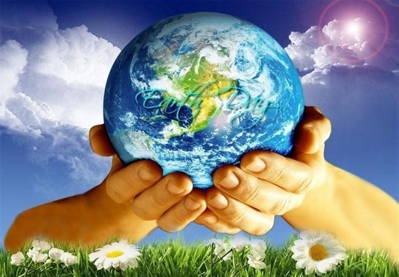 شعار روز زمین پاک در سال 1400