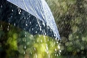 تصویر  هوای بارانی ارتفاعات البرز