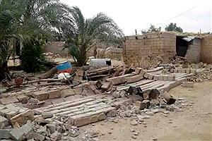 تصویر  زلزله گناوه تلفات جانی نداشت