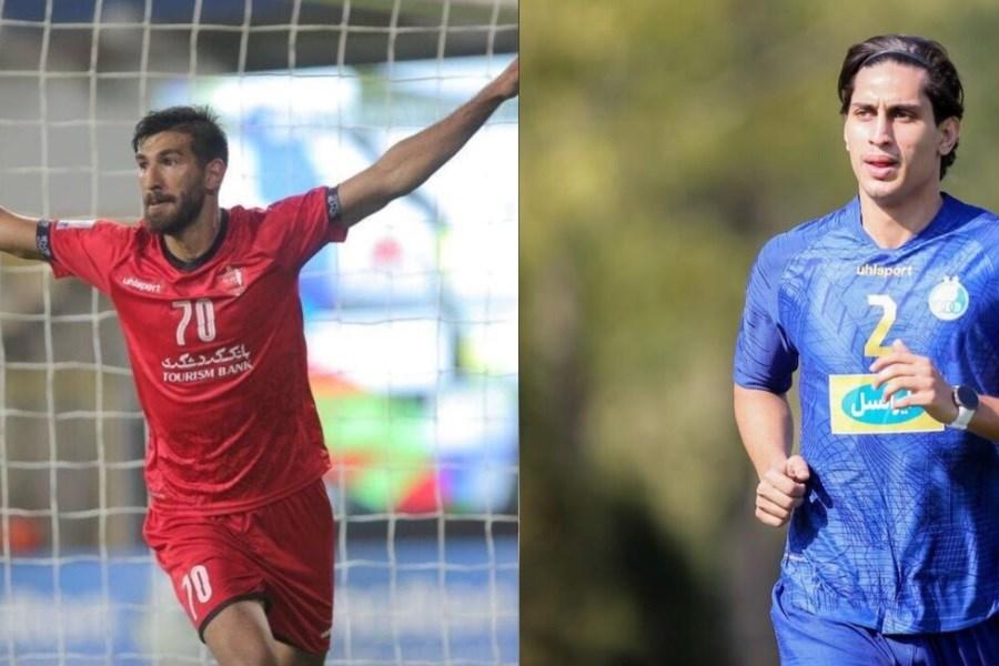 گل مغانلو و نادری در بین برترین گل های هفته لیگ قهرمانان آسیا