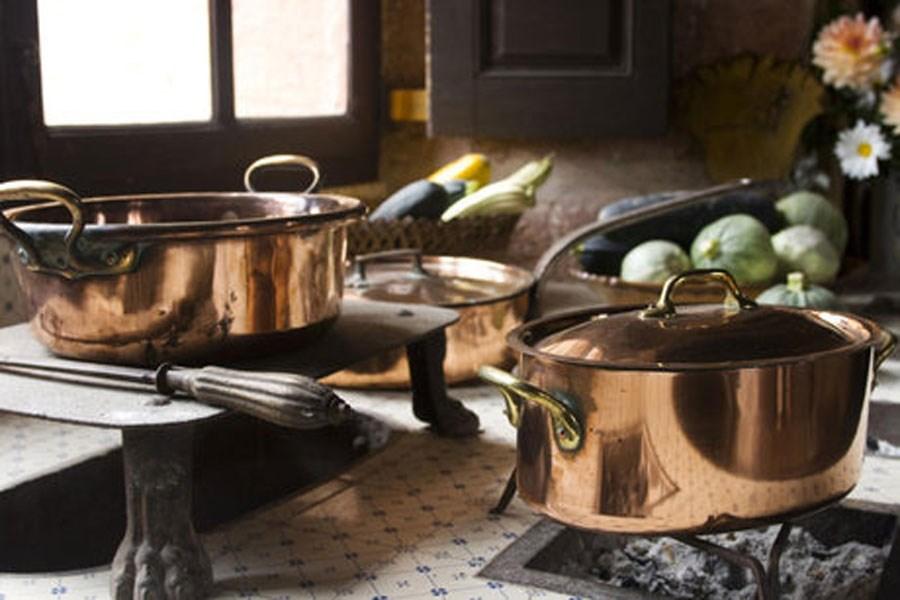 ظروف مناسب و نامناسب برای پخت و پز