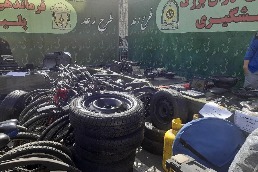 دستگیری حمله کننده به گشت پلیس/ تیراندازی متهم به مامور