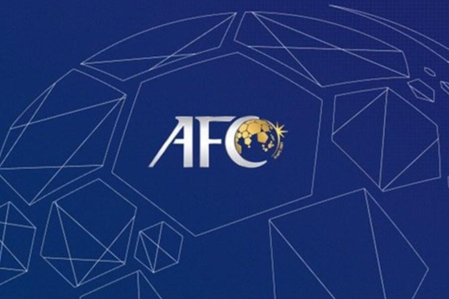 فرصت 6 روزه AFC به چهار کشور برای ارسال درخواست میزبانی