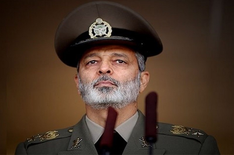 تقدیر فرمانده کل ارتش از پیام رهبر معظم انقلاب
