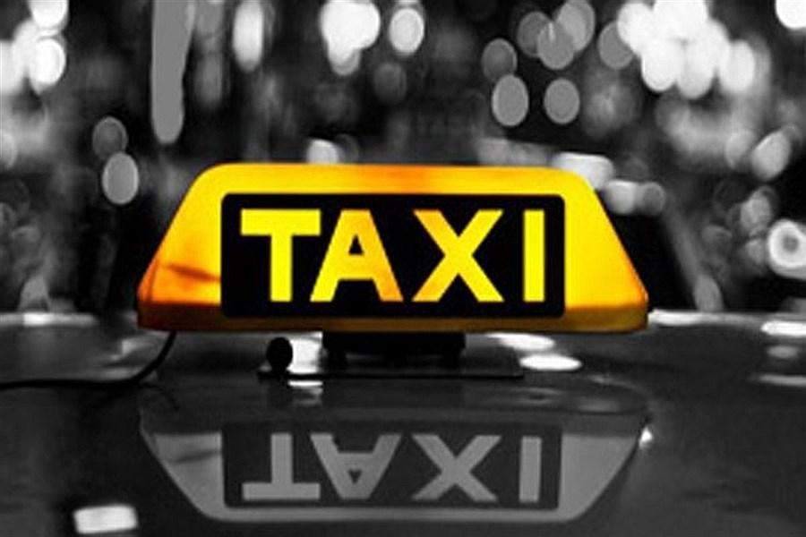 برچسب های جدید و ابتکاری نرخنامه کرایه تاکسی های اراک در سال ۱۴۰۰