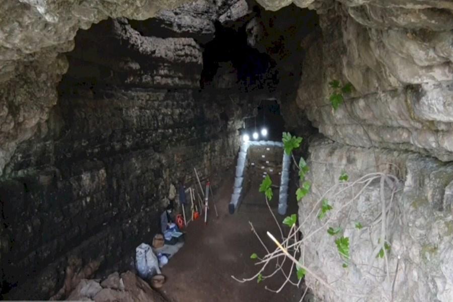 پژوهش باستانشناسی در غارهای هوتو شهرستان بهشهر آغاز شد
