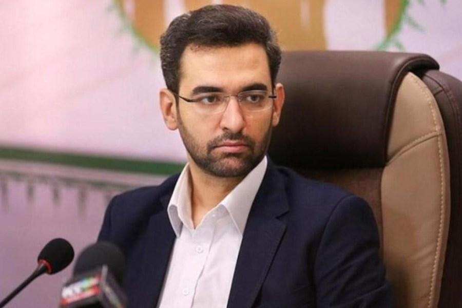 تصویر آذری جهرمی میهمان کمیسیون اجتماعی مجلس