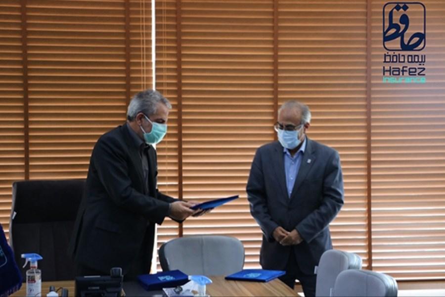 احمد سازگار به عنوان رئیس شورای فنی بیمه حافظ منصوب شد