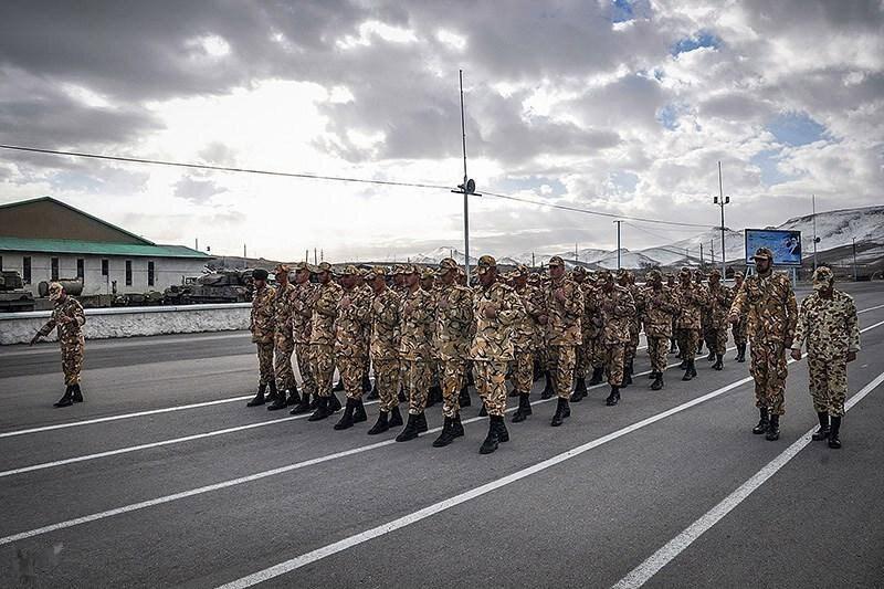 تصویر افزایش حقوق سربازان؛ گامی برای بررسی فرآیندهای سربازی حرفهای
