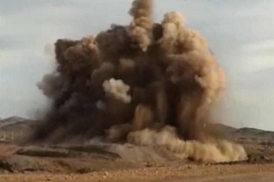 ماجرای صدای انفجارهای امروز پرند چه بود؟ +فیلم