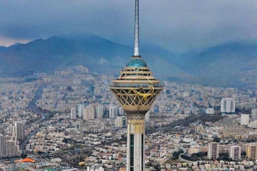 شرایط قابل قبول کیفیت هوای تهران