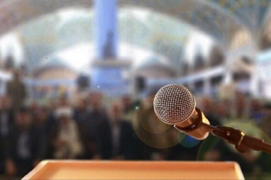 نماز جمعه شهرهای نارنجی گیلان در فضای باز برگزار می شود