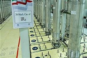 تصویر  جایگزین کردن سانتریفیوژهای IR6 نمایی از قدرت هستهای ایران