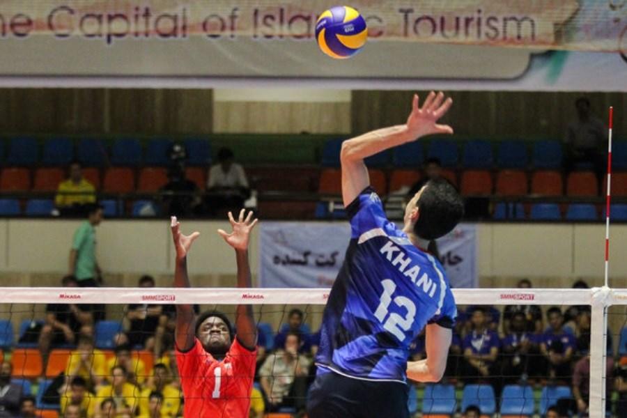 تصویر انجام صحتسنجی ۱۸۴ والیبالیست نوجوان در تهران و البرز
