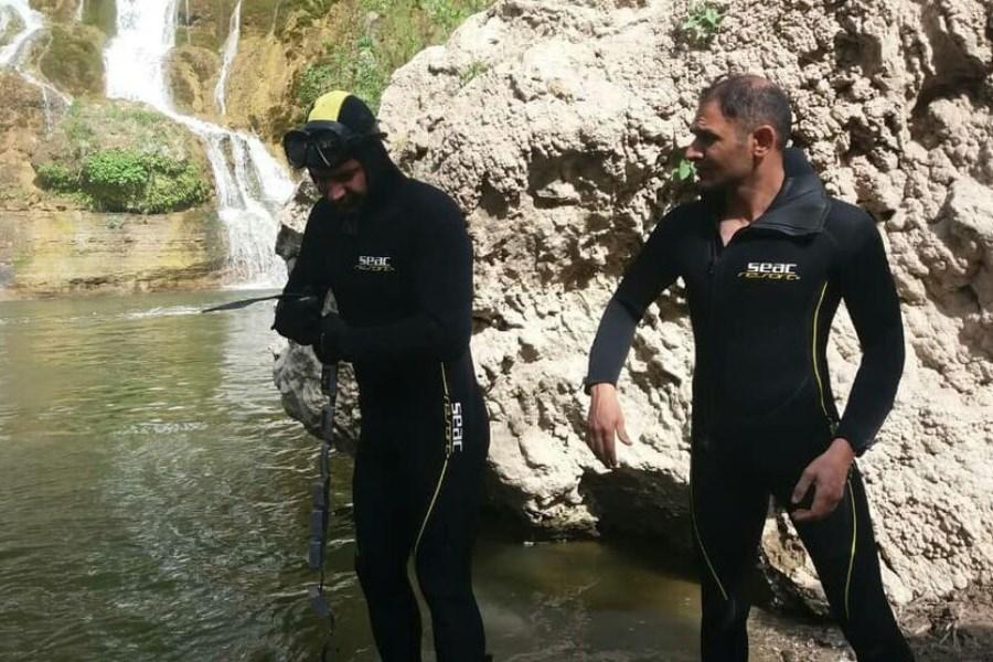 غرق شدن جوان الیگودرزی در رودخانه