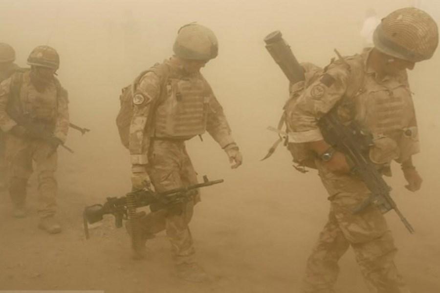 خروج نیروهای ناتو از افغانستان جدی است؟