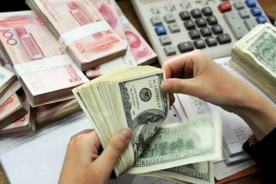 تصویر بهای دولتی ۲۸ ارز افزایش یافت