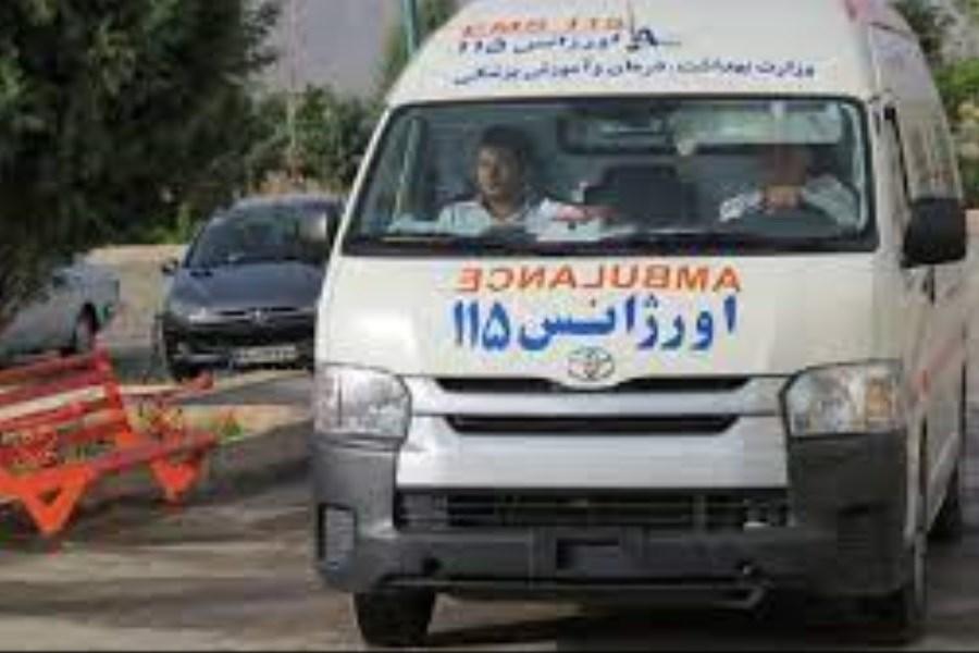 جا به جایی 3 هزار و 629 بیمار توسط اورژانس یزد در سال جاری