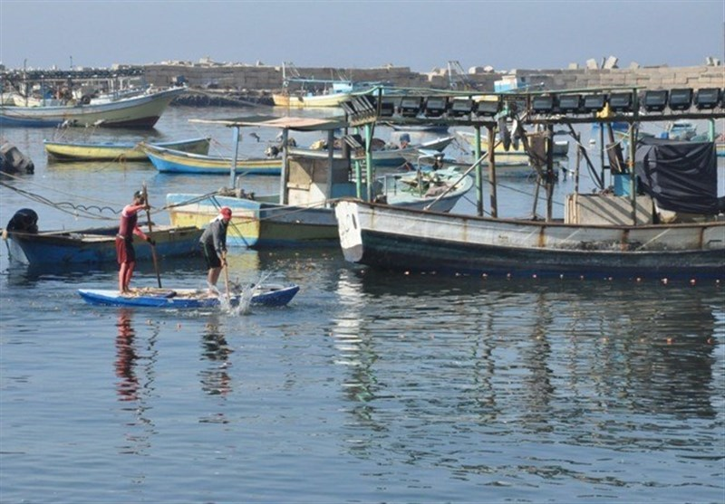 رژیم صهیونیستی دریا را بر روی فلسطینیان بست