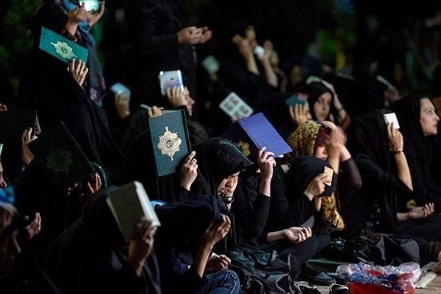 برگزاری مراسم شب های قدر در مکان های باز بلامانع است