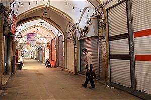 تصویر  قرنطینه شهرستان آبادان به مدت دو هفته