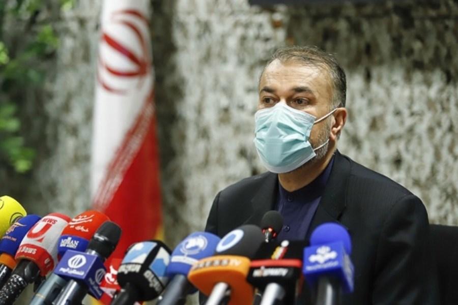 هدف سفر به سوریه گسترش همکاریهای تهران و دمشق است