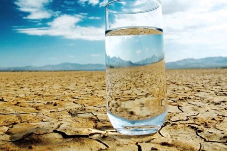 تصویر سایه بحران آب بر سر استان فارس