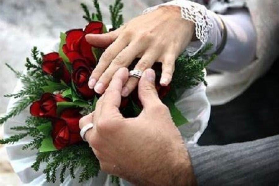 بانک ملی با 3 هزار فقره وام ازدواج دستگیر جوانان شد