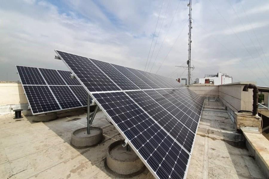 کسب رتبه اول در تولید انرژیهای خورشیدی برای منطقه 12 پایتخت
