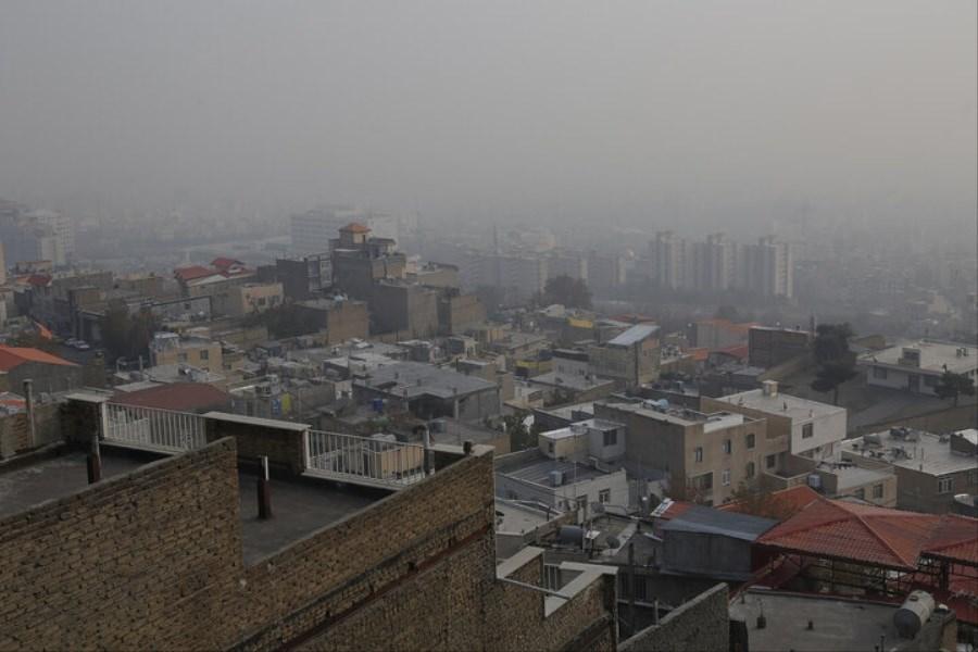 هوای ۴ شهر ناسالم است