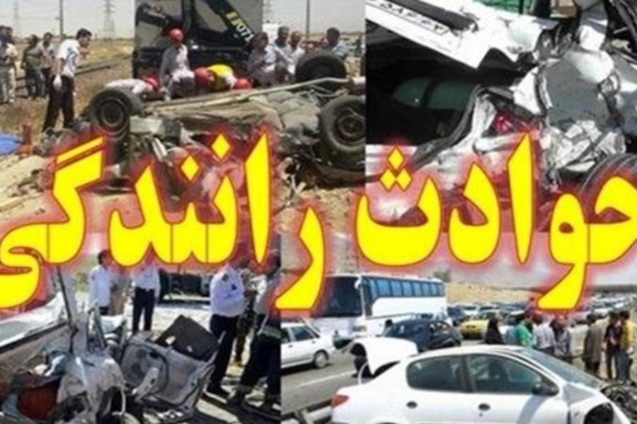 جان گرفتن تصادفات ۷۱ درصد افزایش یافت