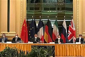 تصویر  ادامه گفتوگوهای ایران و ۱+۴ در وین