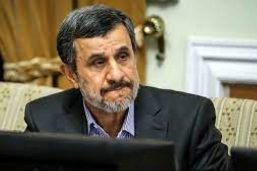 تصویر احمدی نژاد و حافظه تاریخی ما