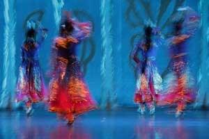 تصویر همه چیز درباره رقص در ایران