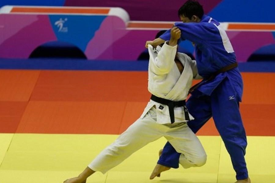 تصویر نفرات برتر چهار وزن نخست در جودو قهرمانی نوجوانان مشخص شد