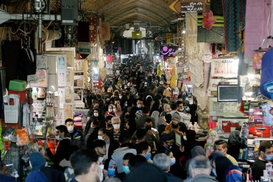 تصویر بازار تهران باز هم تعطیل شد