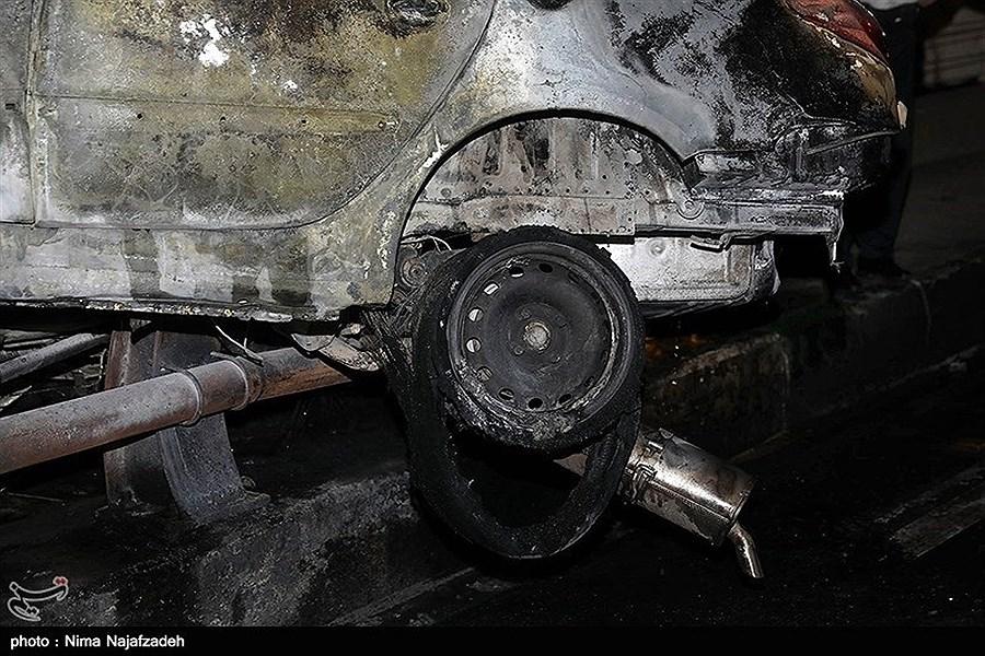 تصادف مرگبار در مشهد