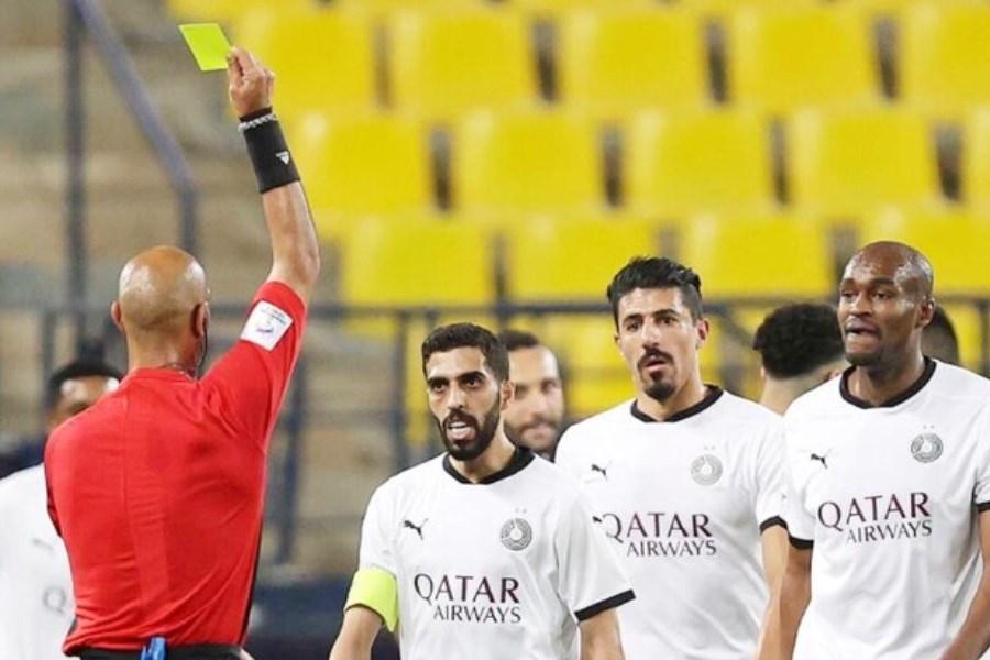 اتهام قطریها به AFC بعد از حذف السد