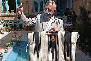 تصویر  لباسی که نماد سرستونهای تخت جمشید است / راز ماندگاری ایرانیان در سختیهای روزگار