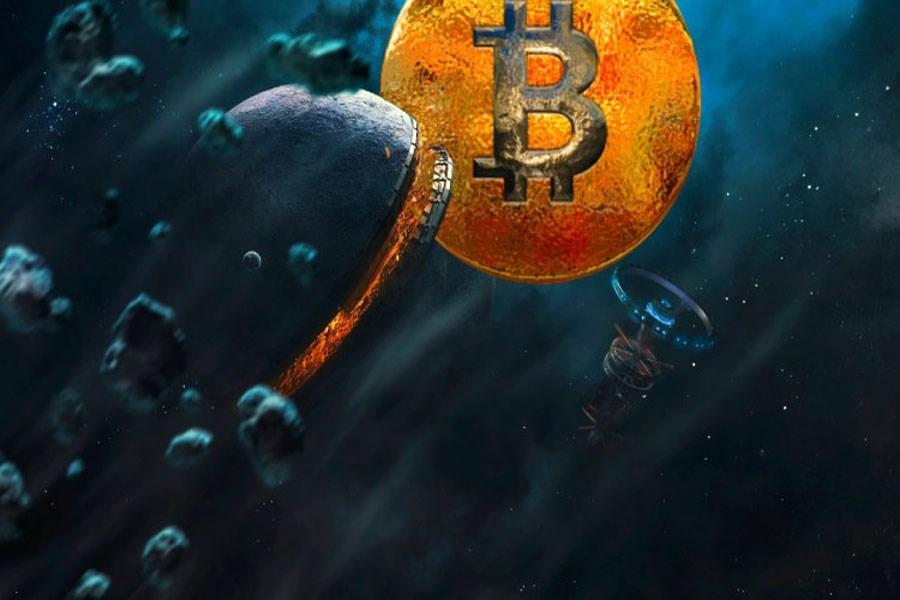 یکی از بزرگترین نهنگهای بیت کوین ۲ میلیارد دلار BTC جابجا کرده است