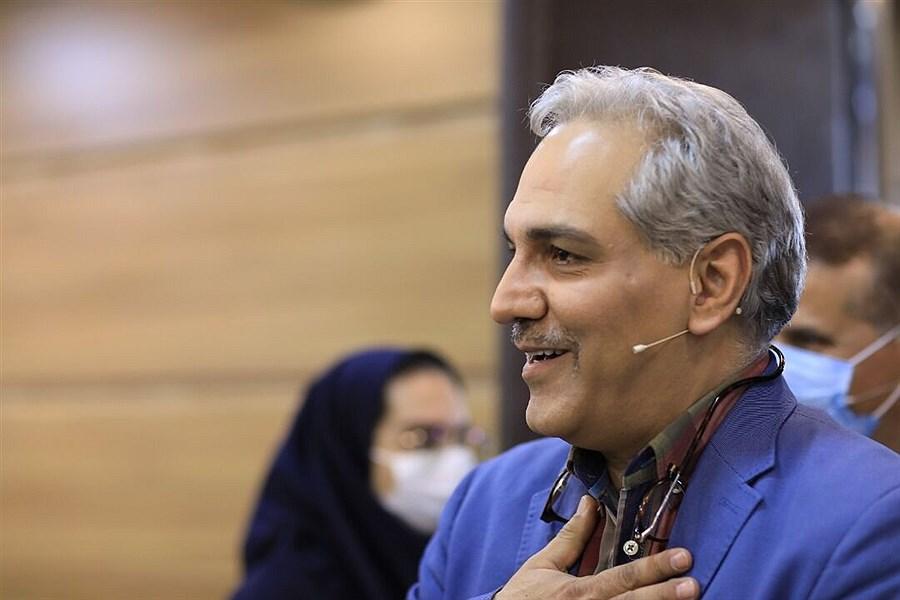 """بازگشت مهران مدیری با """"دورهمی"""" عجیب + فیلم"""
