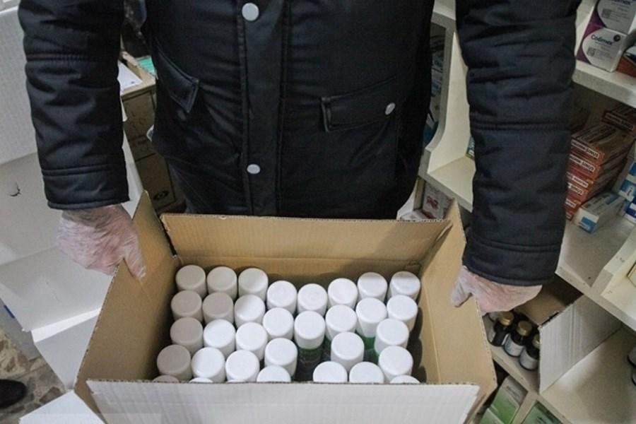 ۲۱۱ هزار عدد داروی قاچاق در پایتخت
