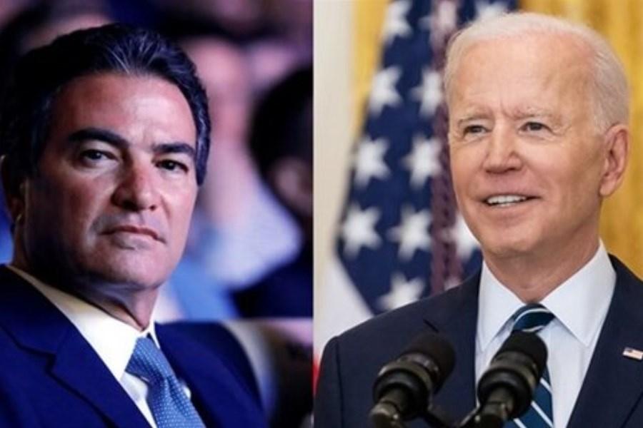 رایزنی جو بایدن و رئیس موساد درباره ایران