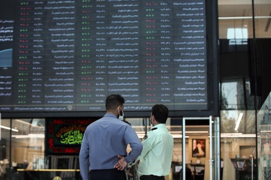 تصویر روند معاملات بورس در هفته جاری