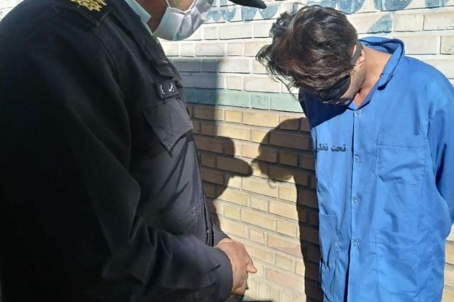 دستگیری سارقان میلیاردی طلا