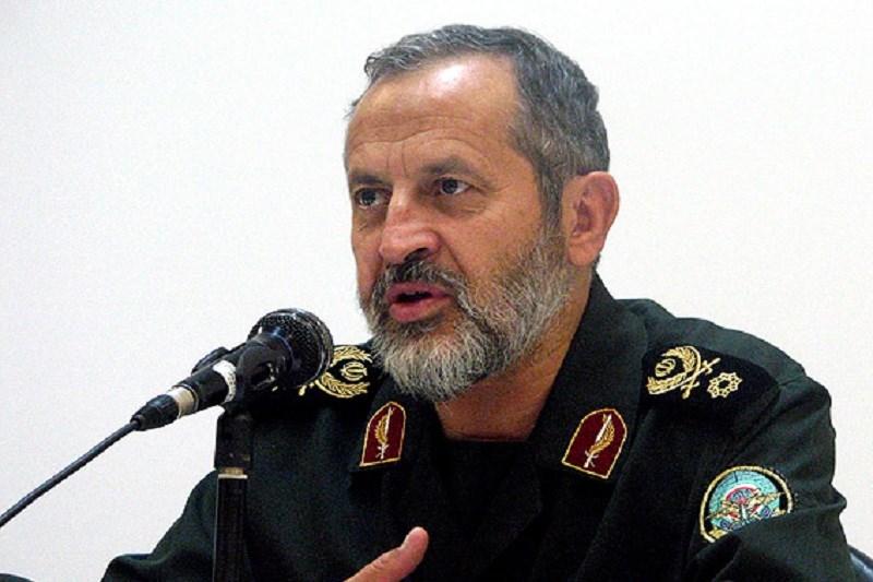 اعلام حضور یک نظامی دیگر برای انتخابات  1400