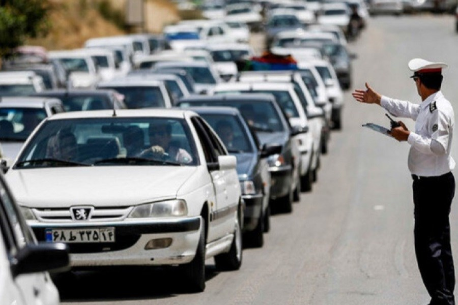 بازگشت 1112 خودرو غیربومی از جادههای خراسان رضوی
